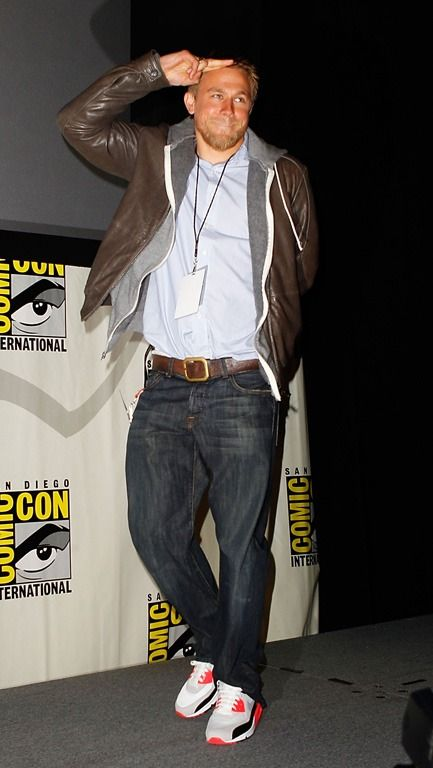 discount best deals on exquisite design Charlie Hunnam -- Through the Years!   Photo 12   TMZ.com ...