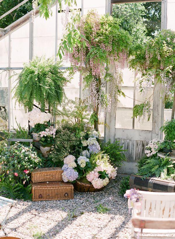 English Garden Wedding Ideas   Pinterest   English garden weddings ...