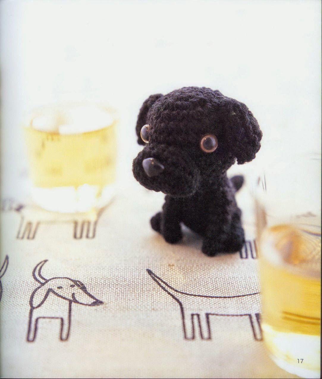 butterflycreaciones / fanaticadel tejido: revista de amigurumis dogs ...