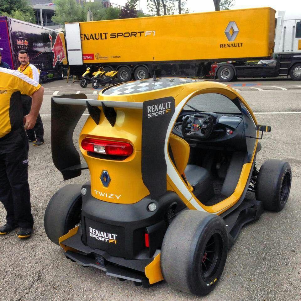 Renault sport f1 Carro conceito, Carros elétricos