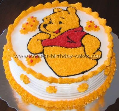 Coolest Winnie The Pooh Pic Cakes And How To Tips With Images