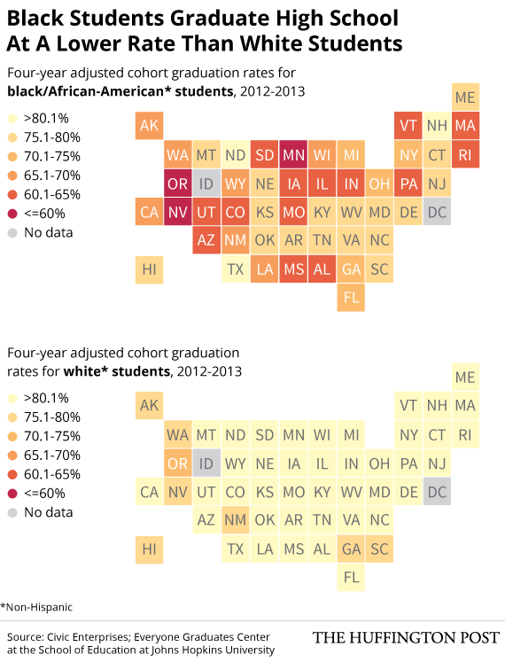 The Separate Unequal Education Of >> 61 Years After Brown V Board Of Education Many Schools Remain