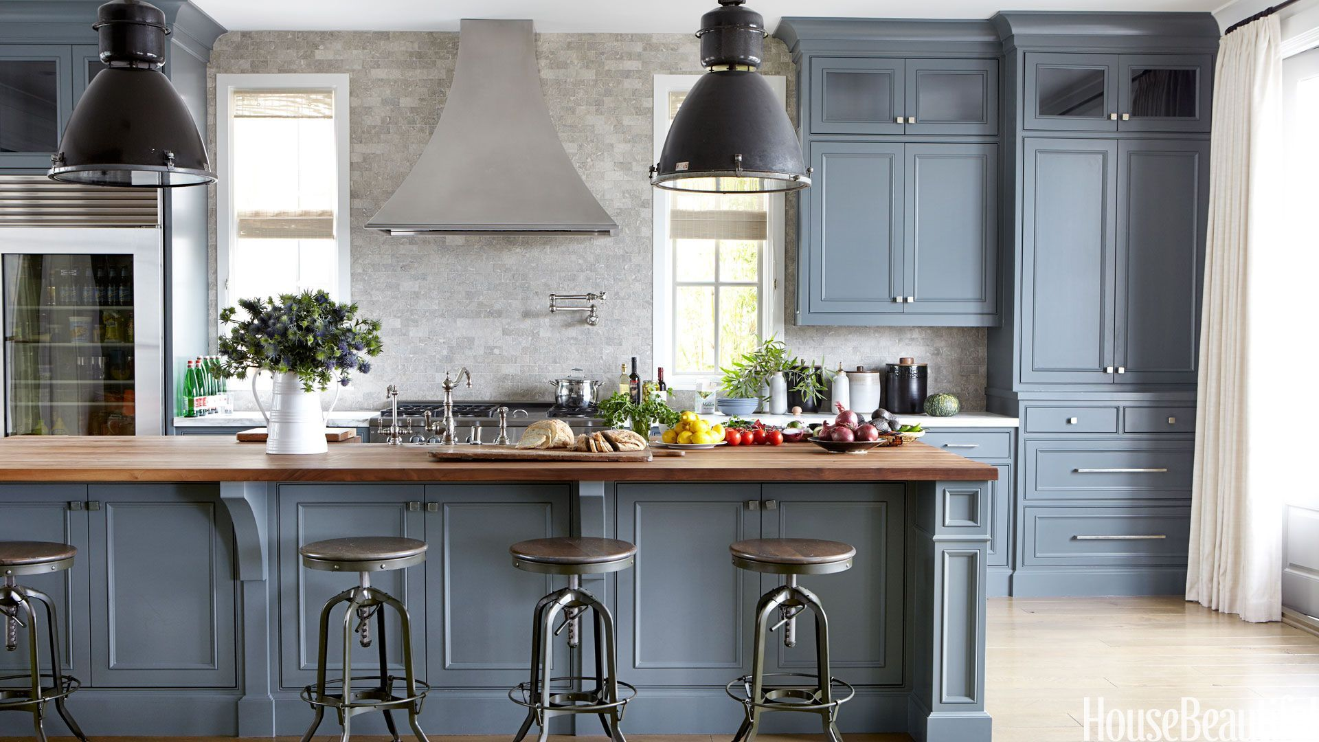 Ideas for painting kitchen cabinets  Great Colors for Painting Kitchen Cabinets  Ben  Pinterest