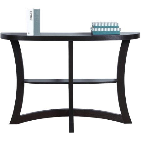 Monarch 47 inch Accent/Hall Console Table, Brown