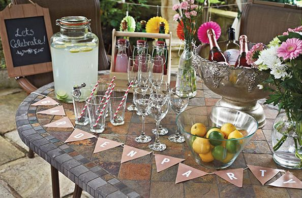 Image result for garden parties