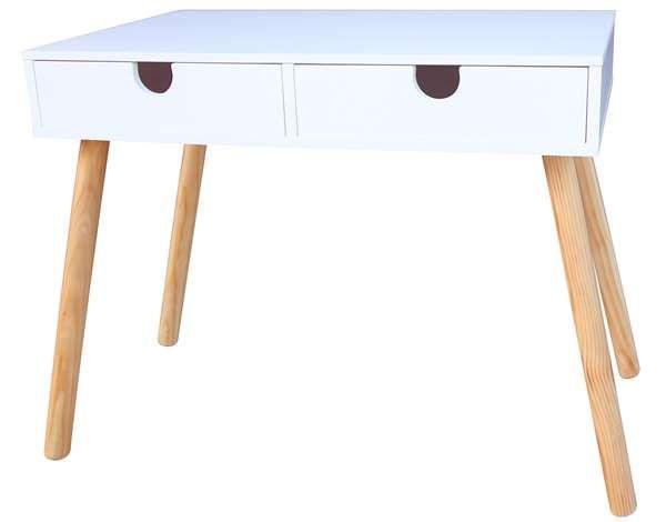 Jox, Skrivbord, Vit | Skrivbord, Möbelidéer, Skrivbord vit