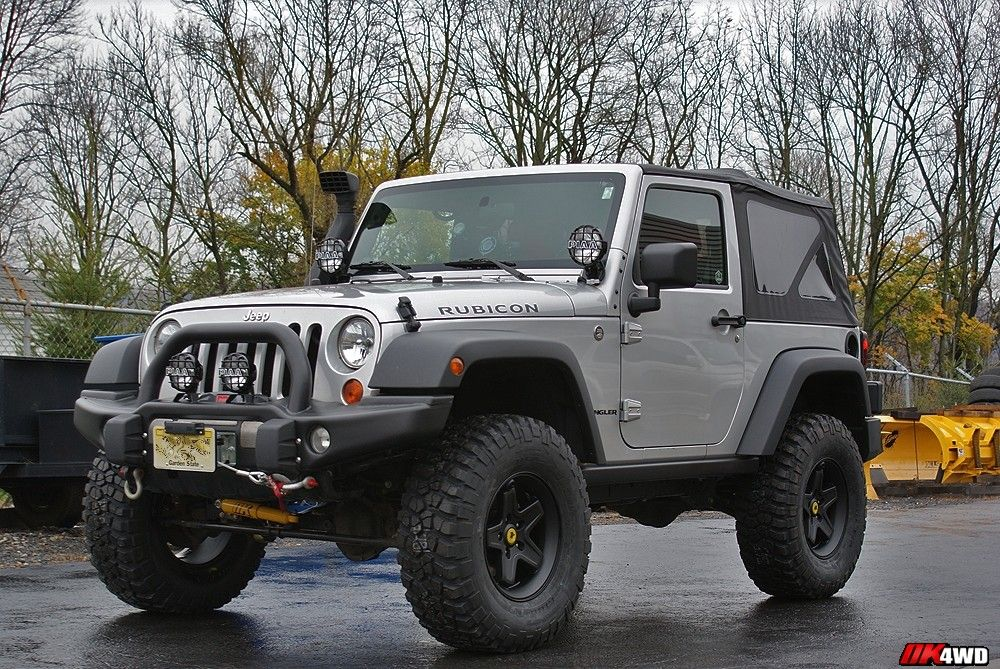 Jeep Wrangler Rubicon Lifted 2007 With Aev