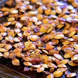 Bacon Roasted Pumpkin Seeds - The Gunny Sack