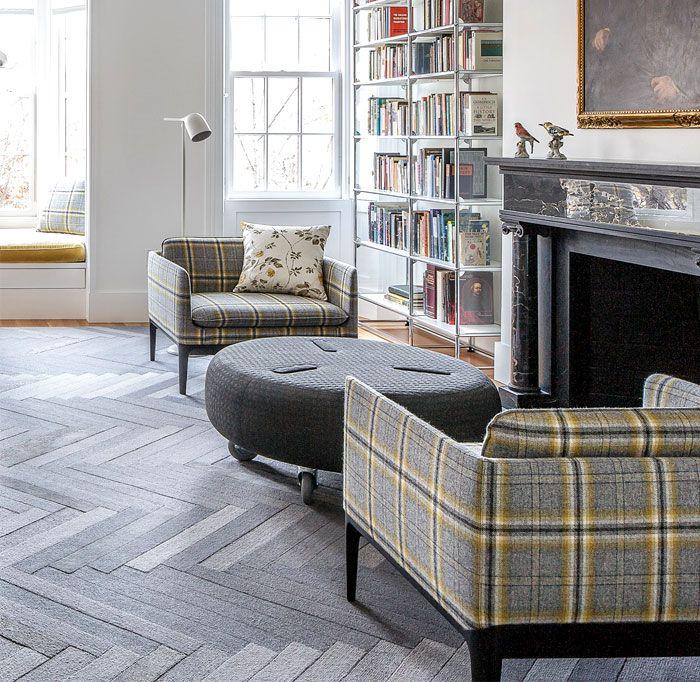 Carpet and flooring trends designs colors modern - Modern carpets for living room ...