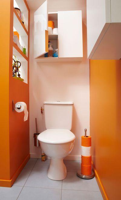Optimiser L Espace Dans Une Petite Salle De Bains Leroymerlin Salle De Bain Petite Salle De Bain Amenagement Salle De Bain
