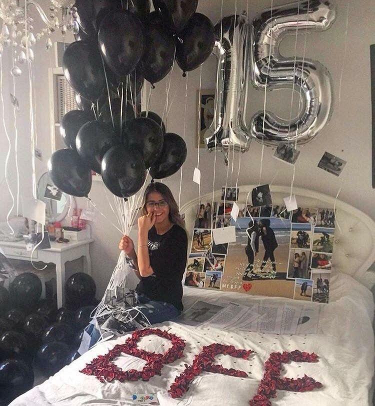 Pin de jordan heree en birthday goals pinterest bff - Sorpresa cumpleanos amiga ...