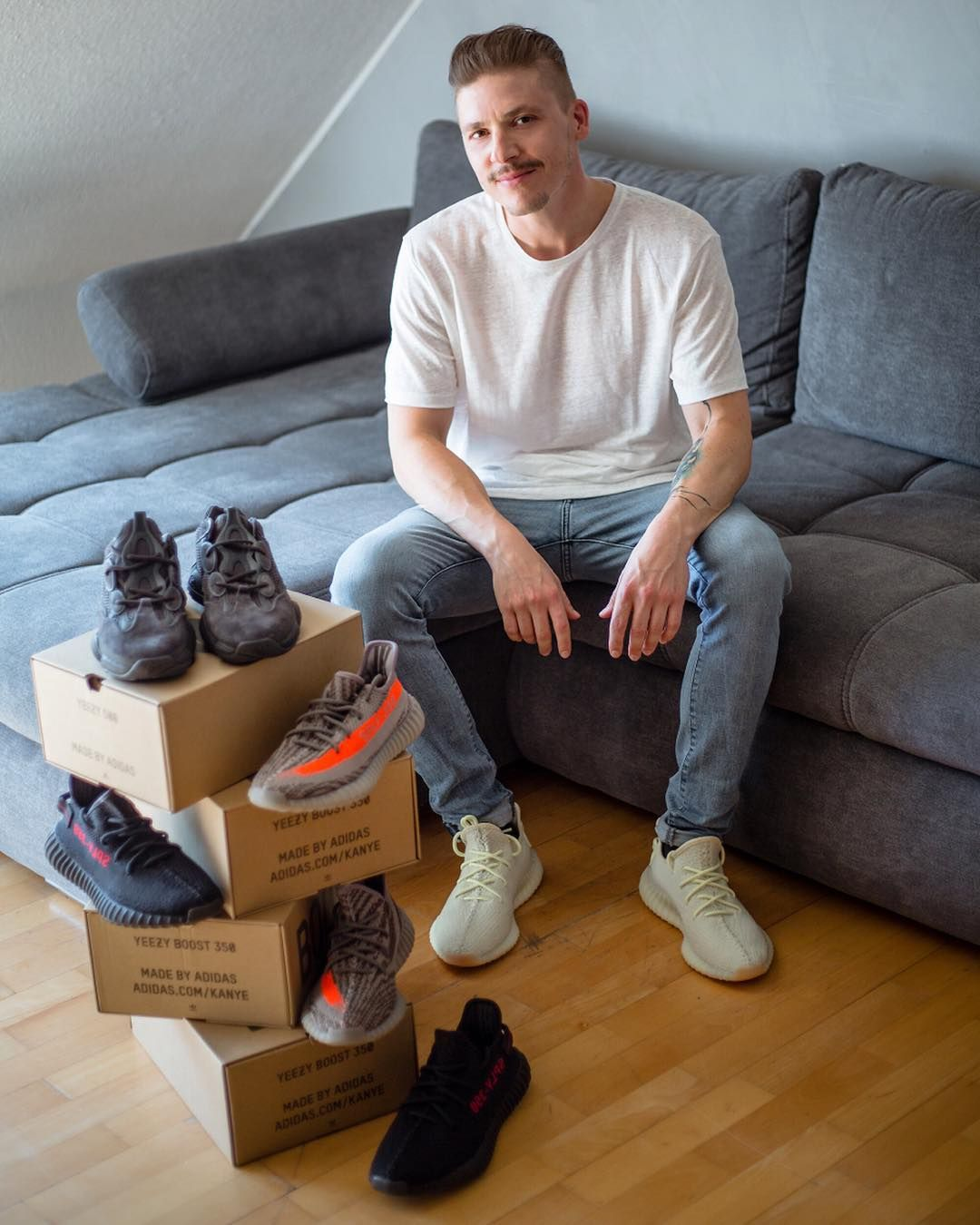 official photos f77fb fba5e Had the chance to expand my small yeezy collection lately ...