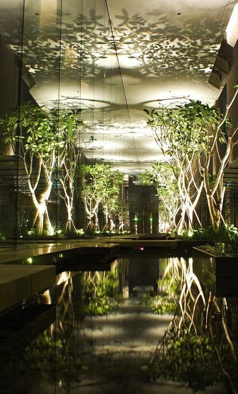 Best 100+ Residential Landscape Lighting Ideas #landscapelightingdesign