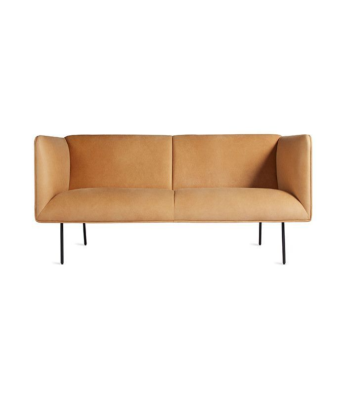 Ink Leather Best Sofa