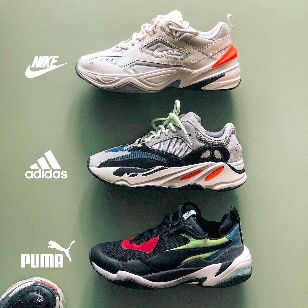 a3d0b85a9 Nike Adidas Puma