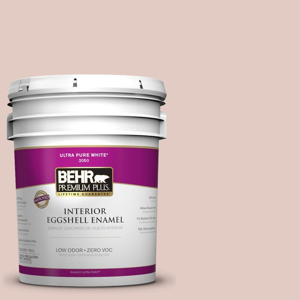Behr Premium Plus 5 Gal Home Decorators Collection Hdc Nt 10 Victorian Cameo Eggshell Enamel Low Odor Interior Paint Primer 205005 Products Innenfarbe