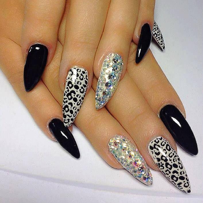 2017 best nail trends to try fingern gel pinterest fingern gel und nagelschere. Black Bedroom Furniture Sets. Home Design Ideas