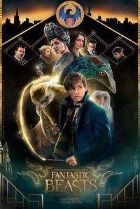 Percival Graves In 2020 Fantastic Beasts Movie Fantastic Beasts