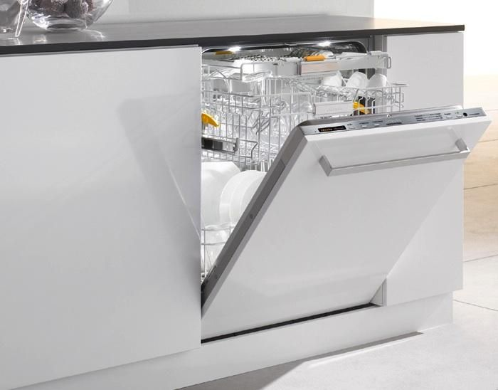Miele Dishwasher Reviews >> Speed Cleaning A Fast New Dishwasher From Miele Miele