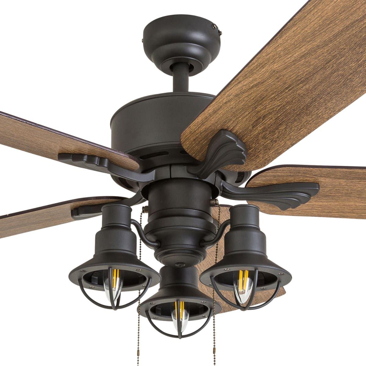 Prominence Home Sivan in 2020 Ceiling fan, Black ceiling