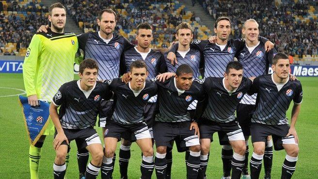 Pin Di Gnk Dinamo Zagreb