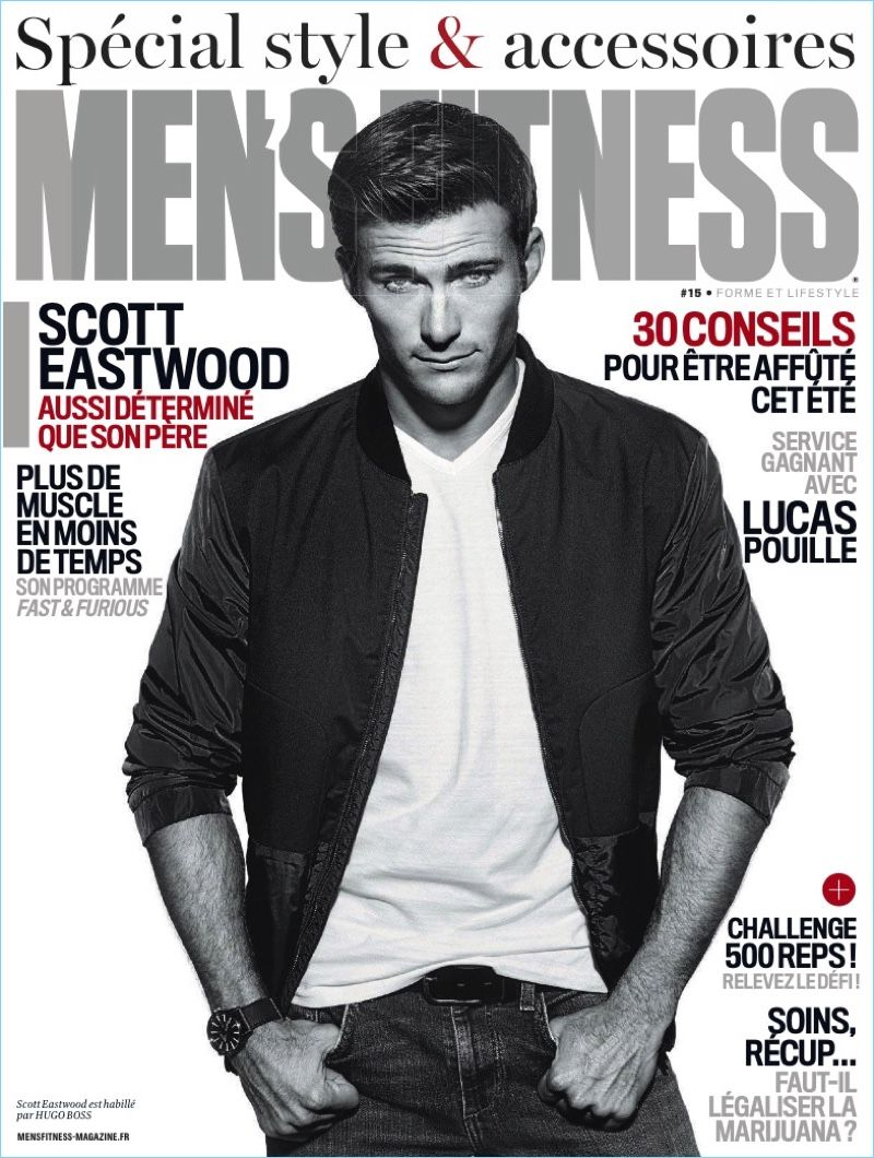 Scott Eastwood's Fast and Furious fitness plan Scott Eastwood's Fast and Furious fitness plan new images