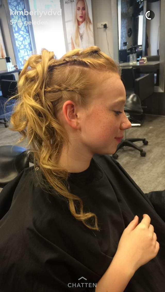 Hair Done By My Cousin At The Hair Salon Style Bathmen Im In