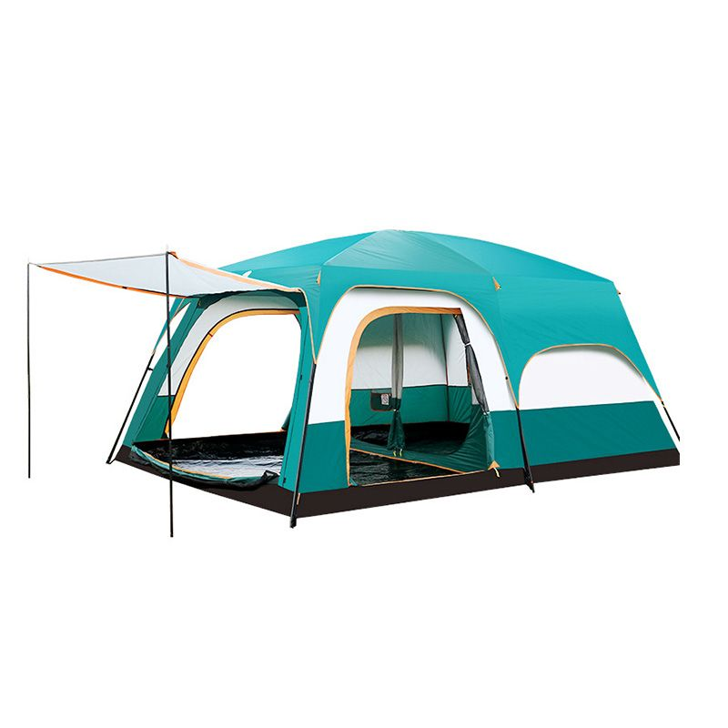 Tentsme Camping Cabin 2 Rooms Tent With Two Bedrooms And A Living Room For 6 8 10 Person 3 Sizes Tent Beach Tent Hiking Tent