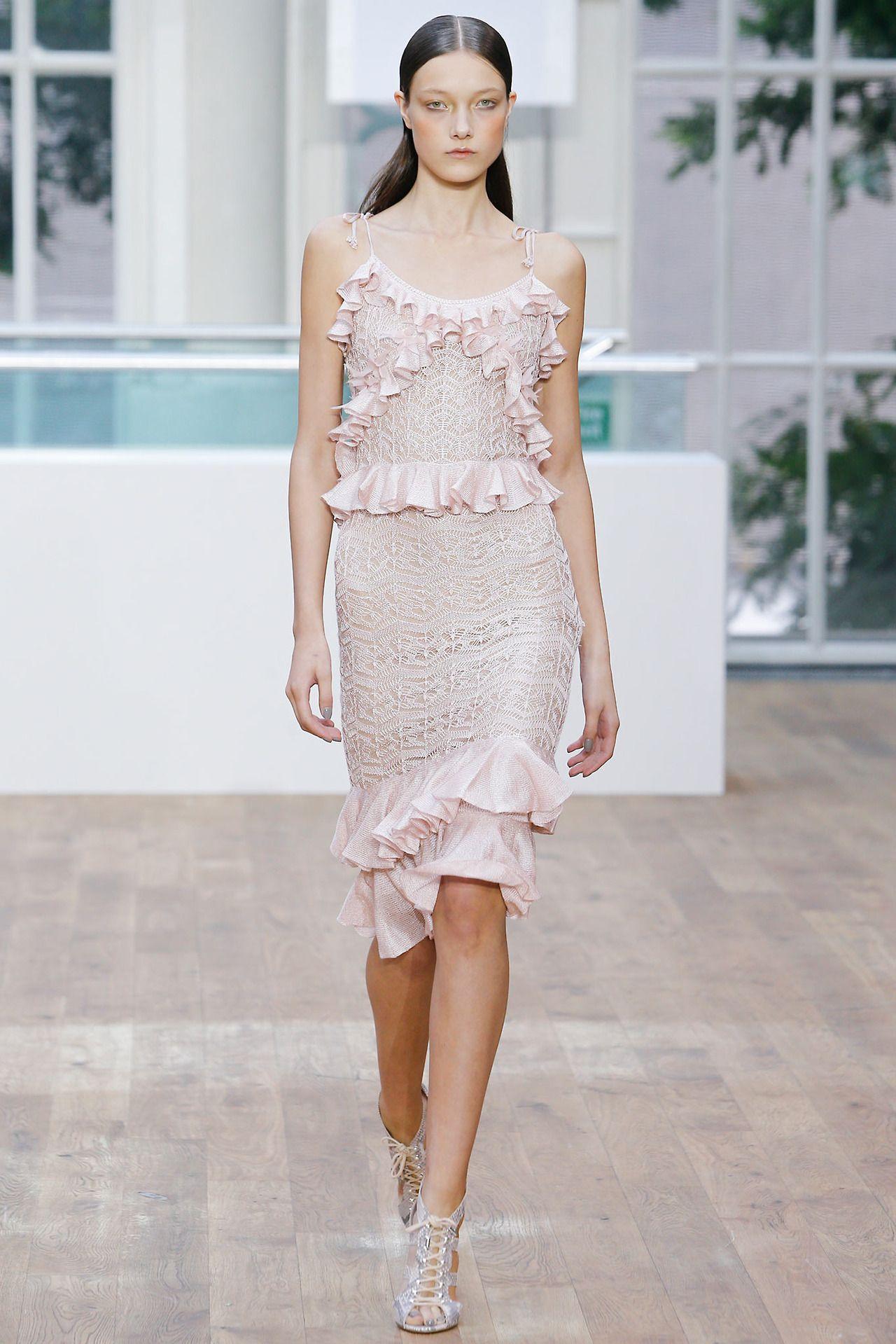 Julien Macdonald Primavera/Verano 2015 Semana de la Moda de Londres ….. Julien Macdonald Spring/Summer 2015 London Fashion Week