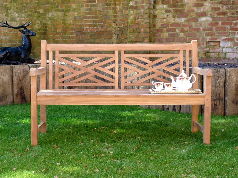 Captivating Oxford Garden Benches 150 Teak Garden Bench, Garden Seating, English Gardens
