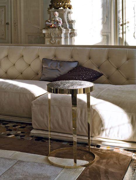"Gainesville Luxury Designer Home: ""AMADEUS"" Side Table"
