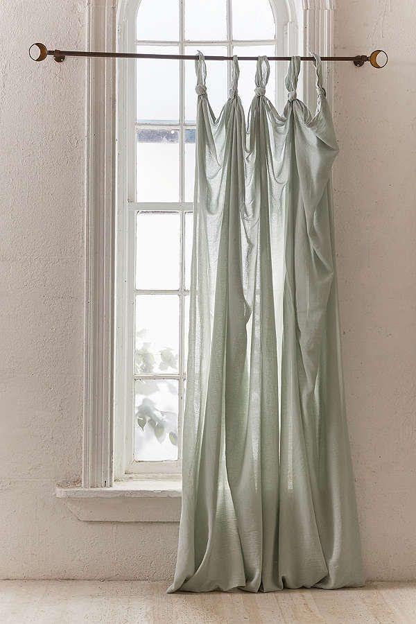 Knotted Window Curtain Casa Jenkins Curtains Window