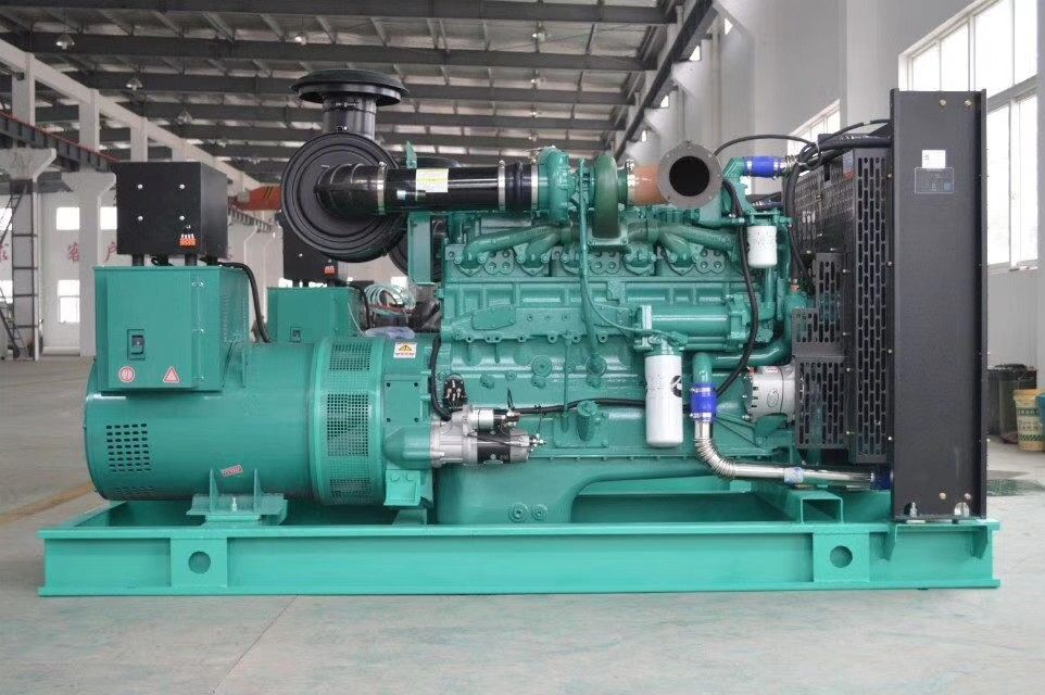 650 Kva Cummins Diesel Generator Set Coupled Stanford Alternater And Smartgen Control Panel