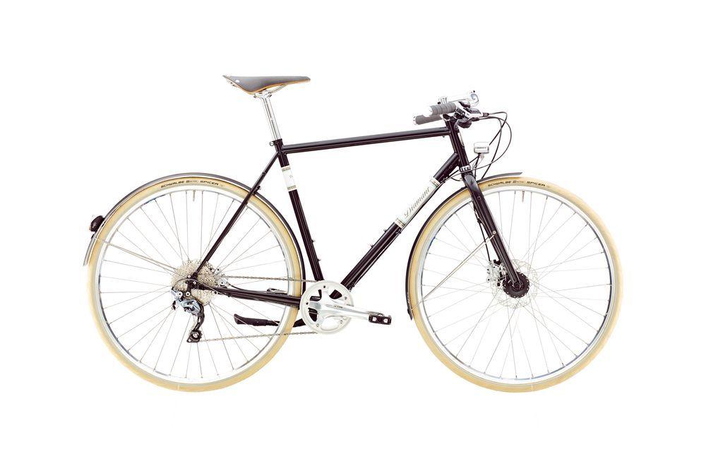 130 ° Diamant Fahrräder, eBikes, Trekking- und Cityräder