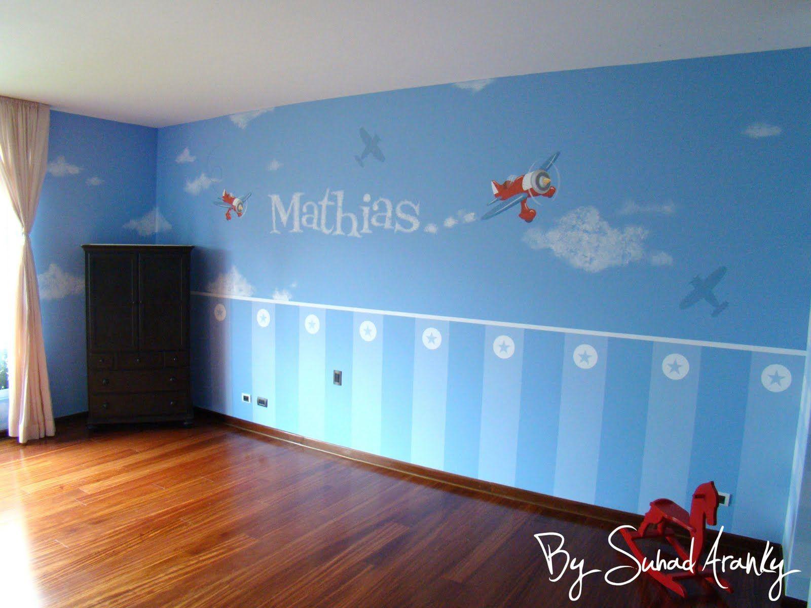 Resultado de imagen para decoraciones de habitaciones de - Cuarto de ninos decoracion ...