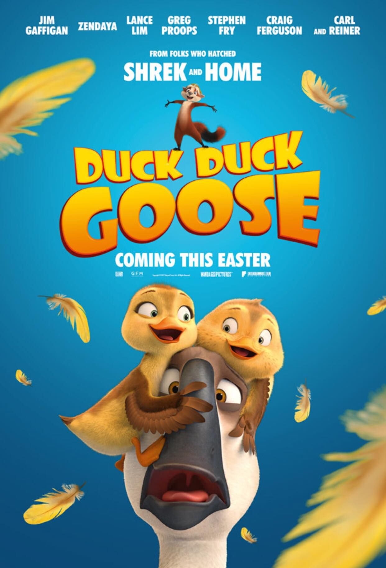 Download Duck Duck Goose Full-Movie Free