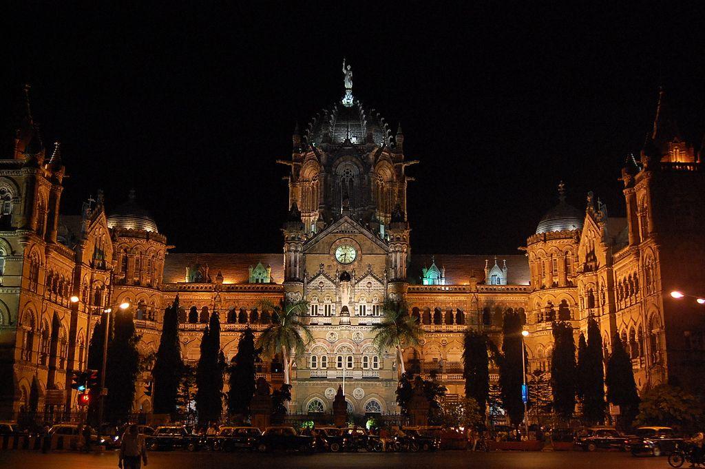 exclusive mumbai cst station city city wallpapers pinterest