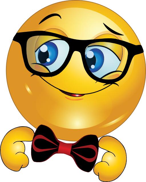 Looking Dapper Emoji pictures, Smiley, Emoji