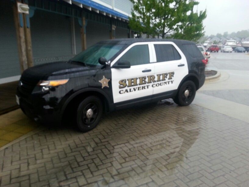 Pin By Vaughn Evans On Protect And Serve Calvert County Police Lives Matter Ford Explorer