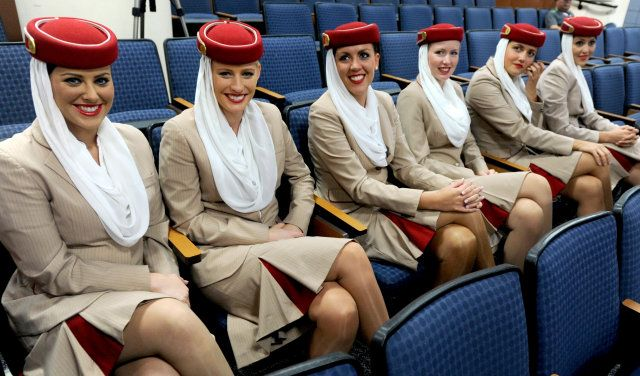 3 excellent beauty tips from flight attendants | Projects to Try ...