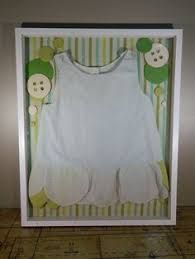 Image Result For Vintage Baby Clothes Shadow Box Babies