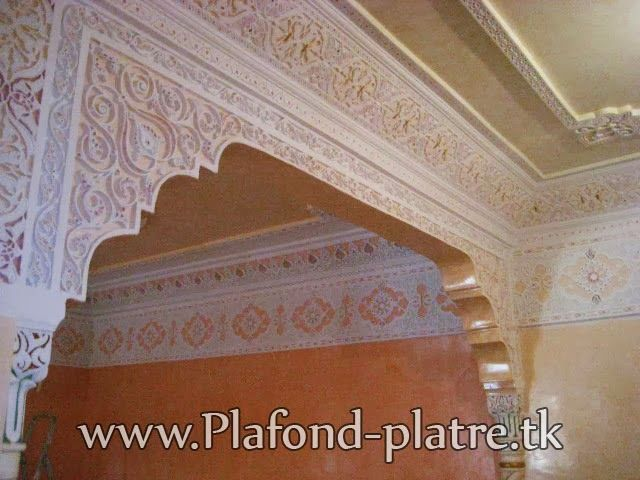 Super d coration plafond sculpt 2013 faux plafond for Decoration faux plafond avignon