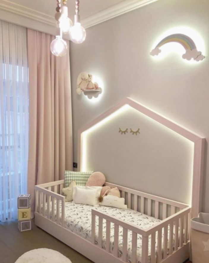 Cute Stuff For Your Room Girls Bedroom Mundorosa Mãedemenina Princess Cozy Baby Room Baby Girl Nursery Room Nursery Baby Room