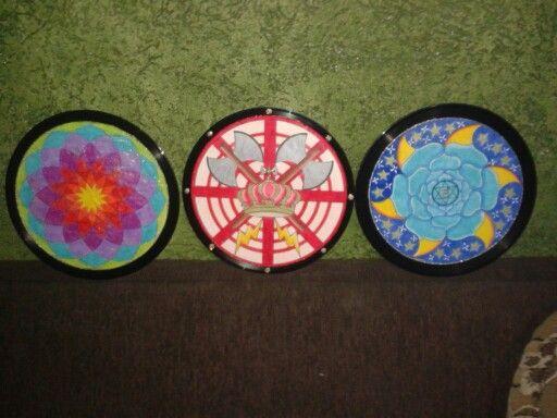 Arte em disco!