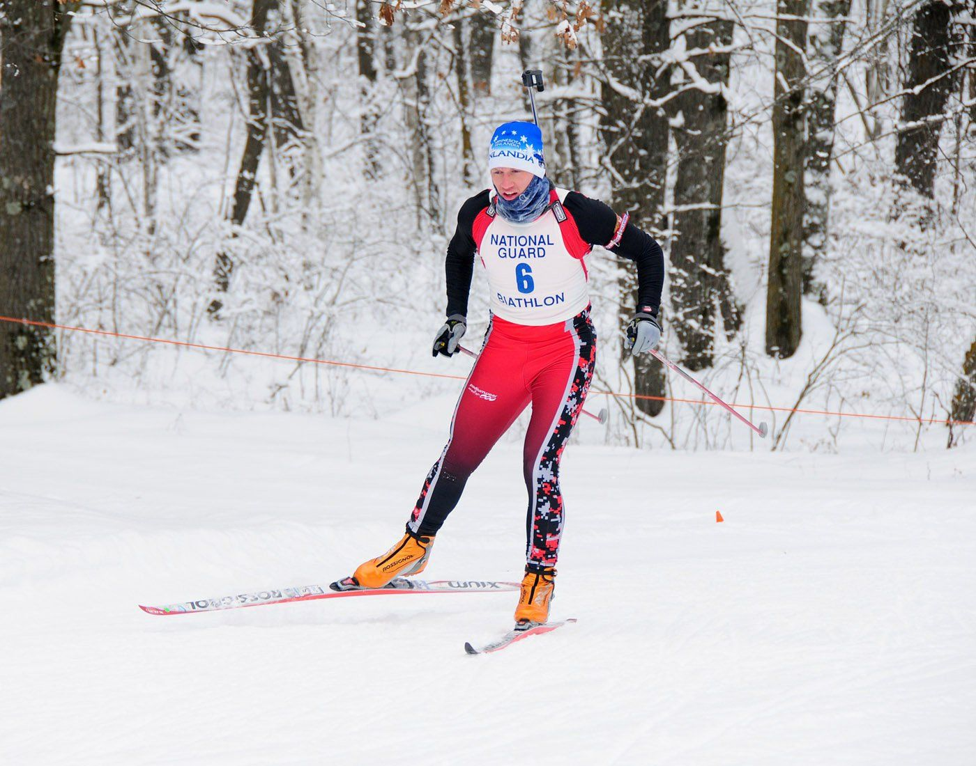 A brief description of Crosscountry Skiing to let you