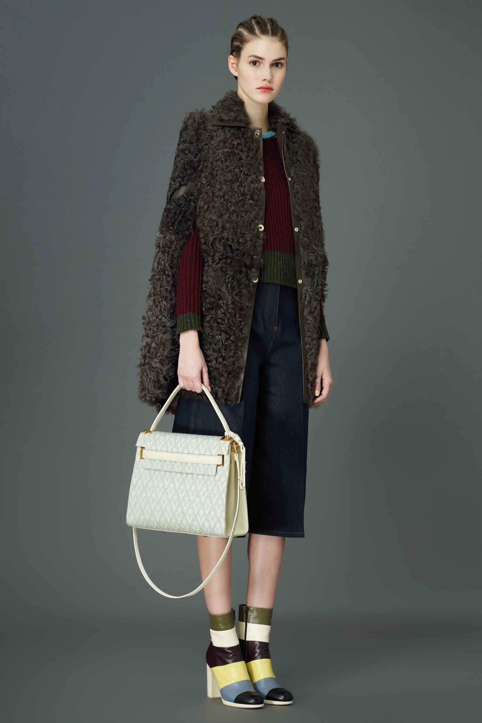 Valentino Does Stars, Stripes and Lots More for Pre-Fall - Fashionista