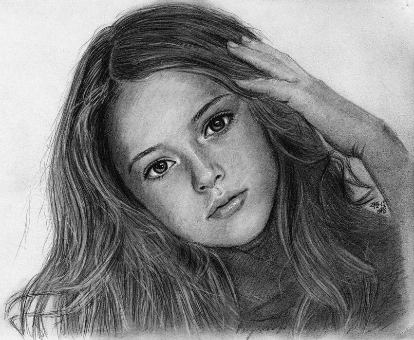Kristina Pimenova by aes25