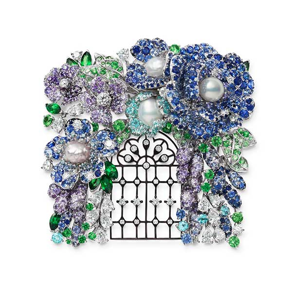 Photo of Here's What Mikimoto's New High Jewelry Collection Looks Like