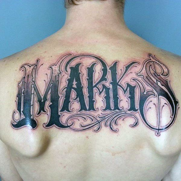 50 Last Name Tattoos For Men Honorable Ink Ideas Last Name Tattoos Family Tattoos For Men Names Tattoos For Men