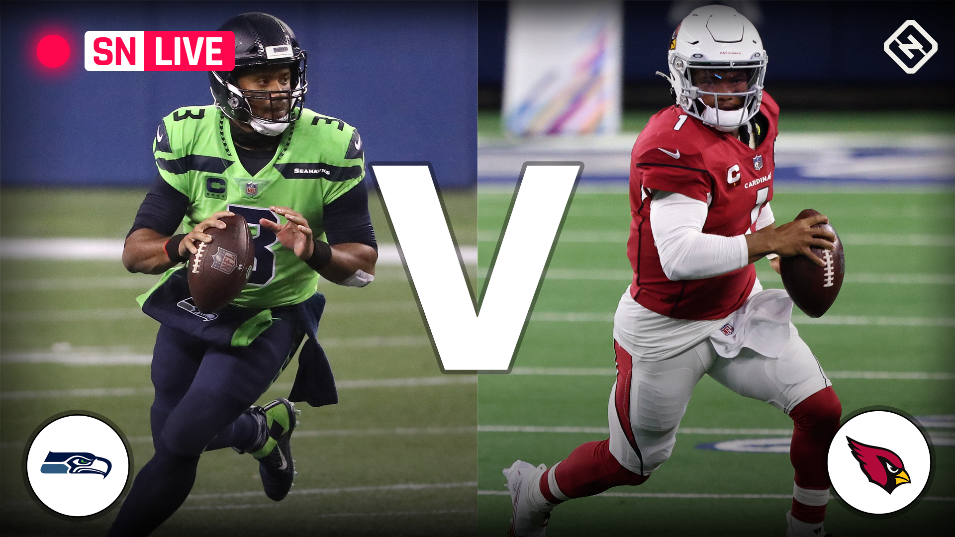 Seahawks Vs Cardinals Live Score Updates Highlights From Sunday Night Football Game Week 7 Thursday Night Football Sunday Night Football Seahawks Vs Cardinals